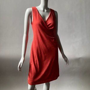 eye candy Dresses - Coral Sleeveless Dress - Size Medium by Eye Candy